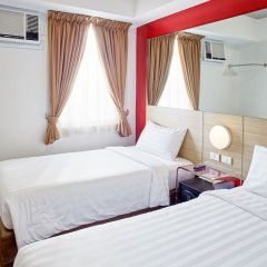 Отель Red Planet Manila Mabini Филиппины, Манила - 1 отзыв об отеле, цены и фото номеров - забронировать отель Red Planet Manila Mabini онлайн фото 6