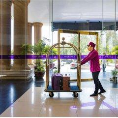 Отель Park Diamond Hotel Вьетнам, Фантхьет - отзывы, цены и фото номеров - забронировать отель Park Diamond Hotel онлайн бассейн фото 2