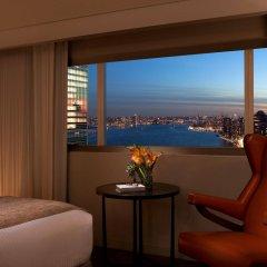 Отель Millennium Hilton New York One UN Plaza США, Нью-Йорк - 1 отзыв об отеле, цены и фото номеров - забронировать отель Millennium Hilton New York One UN Plaza онлайн комната для гостей фото 2