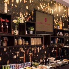 Carat Boutique Hotel гостиничный бар