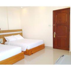 Isana Hotel Dalat Далат комната для гостей