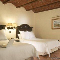Отель Fiesta Americana Hacienda San Antonio El Puente Cuernavaca Ксочитепек удобства в номере
