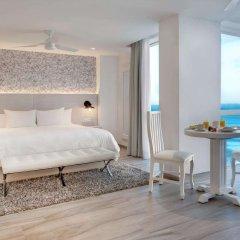 Отель Oleo Cancun Playa All Inclusive Boutique Resort комната для гостей фото 6