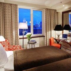 Гостиница Sokos Olympia Garden 4* Стандартный номер с двуспальной кроватью фото 7