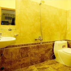 Отель The Corner Homestay ванная