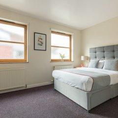 Отель OYO St Andrews Великобритания, Эдинбург - отзывы, цены и фото номеров - забронировать отель OYO St Andrews онлайн комната для гостей фото 5