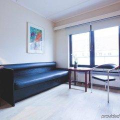 Отель Radisson Blu Hc Andersen Оденсе комната для гостей
