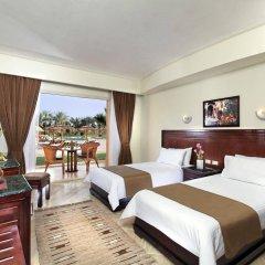 Отель Aqua Blu Resort Египет, Шарм эль Шейх - 4 отзыва об отеле, цены и фото номеров - забронировать отель Aqua Blu Resort онлайн комната для гостей фото 3