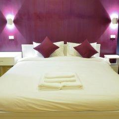 Отель Maderla Бангкок комната для гостей фото 5