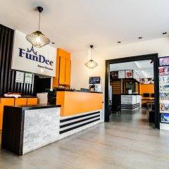 FunDee Boutique Hotel интерьер отеля