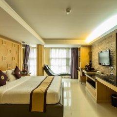 Отель Smart Suites Bangkok Бангкок комната для гостей