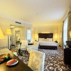 Отель Grand Bohemia Прага в номере