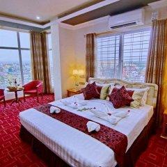 Myat Nan Yone Hotel комната для гостей фото 4