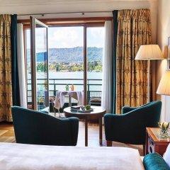 Steigenberger Hotel Bellerive au Lac комната для гостей фото 4
