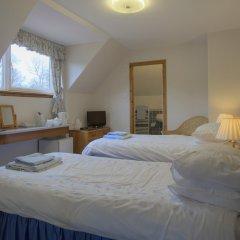 Отель Acer Lodge Guest House Эдинбург комната для гостей