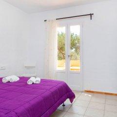 Отель Bungalows Sa Sargantana Испания, Форментера - отзывы, цены и фото номеров - забронировать отель Bungalows Sa Sargantana онлайн комната для гостей