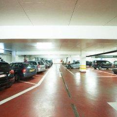 The President - Brussels Hotel парковка