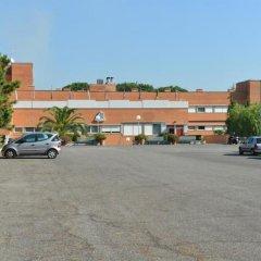 Отель Salesianum Казале Пизана парковка