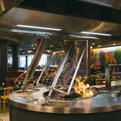 Отель Stamford Plaza Sydney Airport гостиничный бар