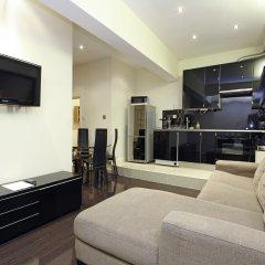 Отель Cumberland Apartments Великобритания, Лондон - отзывы, цены и фото номеров - забронировать отель Cumberland Apartments онлайн комната для гостей фото 2