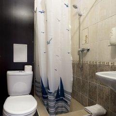 Отель Радужный Сочи ванная фото 2