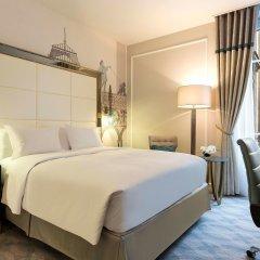 Отель Hilton Paris Opera Париж комната для гостей