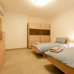 Отель Seafront Apart IN Fort Cambridge Мальта, Слима - отзывы, цены и фото номеров - забронировать отель Seafront Apart IN Fort Cambridge онлайн сейф в номере