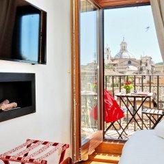Отель Terrazze Navona Италия, Рим - отзывы, цены и фото номеров - забронировать отель Terrazze Navona онлайн удобства в номере