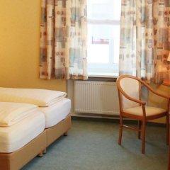 Отель Pension am Großen Garten Германия, Дрезден - 1 отзыв об отеле, цены и фото номеров - забронировать отель Pension am Großen Garten онлайн комната для гостей фото 4