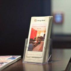 Отель Ivbergs Hotel Messe Nord Германия, Берлин - 14 отзывов об отеле, цены и фото номеров - забронировать отель Ivbergs Hotel Messe Nord онлайн удобства в номере