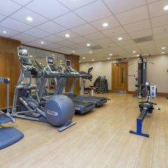 Отель Hilton London Canary Wharf фитнесс-зал фото 3