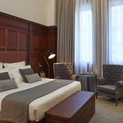 Отель The Principal Manchester комната для гостей