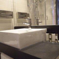 Отель Crowne Plaza Manchester City Centre Великобритания, Манчестер - отзывы, цены и фото номеров - забронировать отель Crowne Plaza Manchester City Centre онлайн ванная фото 2