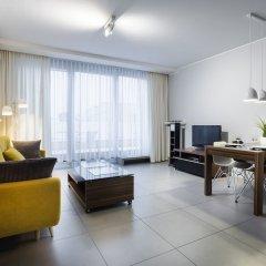 Отель Elite Apartments Galileo Польша, Познань - отзывы, цены и фото номеров - забронировать отель Elite Apartments Galileo онлайн комната для гостей фото 3