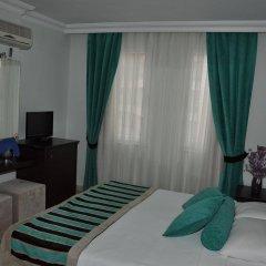 Отель Kleopatra Royal Palm Аланья комната для гостей