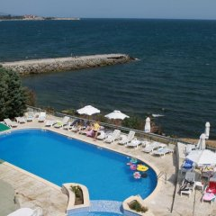 Отель Peter Hotel Болгария, Равда - отзывы, цены и фото номеров - забронировать отель Peter Hotel онлайн бассейн фото 2