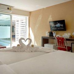 Отель Villa Pool Lay Resort Pattaya комната для гостей фото 3