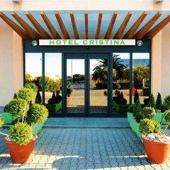 Hotel Cristina Рокка-Сан-Джованни помещение для мероприятий
