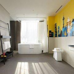 Отель L7 Myeongdong by LOTTE Южная Корея, Сеул - отзывы, цены и фото номеров - забронировать отель L7 Myeongdong by LOTTE онлайн ванная
