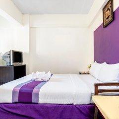 Отель Sawasdee Sunshine комната для гостей