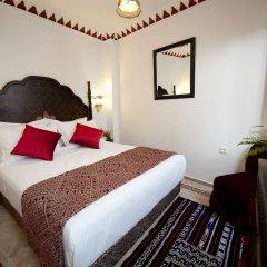Отель Dar Yasmine Марокко, Танжер - отзывы, цены и фото номеров - забронировать отель Dar Yasmine онлайн комната для гостей фото 3