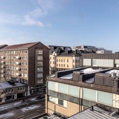 Отель Scandic Kallio Финляндия, Хельсинки - - забронировать отель Scandic Kallio, цены и фото номеров балкон