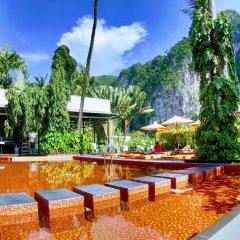 Отель Aonang Paradise Resort питание