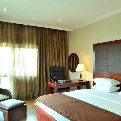 Отель Park Inn by Radisson, Lagos Victoria Island комната для гостей фото 11