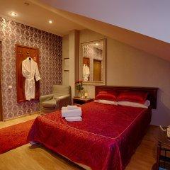 Мини-Отель Калифорния на Покровке комната для гостей фото 6