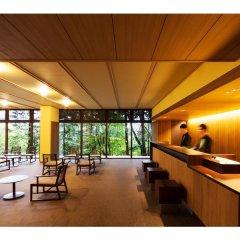 Отель Hoshino Resorts KAI Kinugawa Никко гостиничный бар