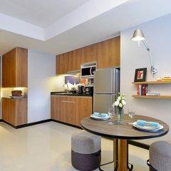 Отель Citadines Sukhumvit 11 Bangkok в номере фото 2
