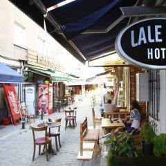 Отель Lale Inn Ortakoy гостиничный бар