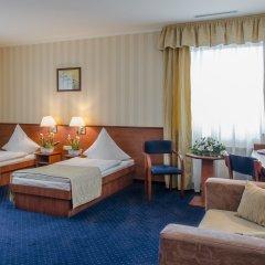 Отель Business Hotel Vega Wroclaw Польша, Вроцлав - отзывы, цены и фото номеров - забронировать отель Business Hotel Vega Wroclaw онлайн комната для гостей фото 5