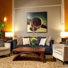 Отель Pacific Gateway Hotel Канада, Ричмонд - отзывы, цены и фото номеров - забронировать отель Pacific Gateway Hotel онлайн интерьер отеля фото 3
